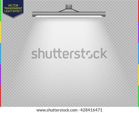 interior metal lamp light