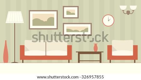 interior of a modern
