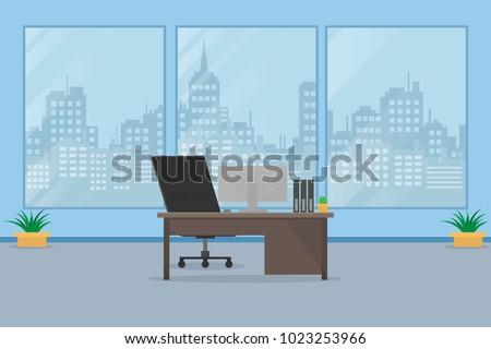 interior office businessindoor