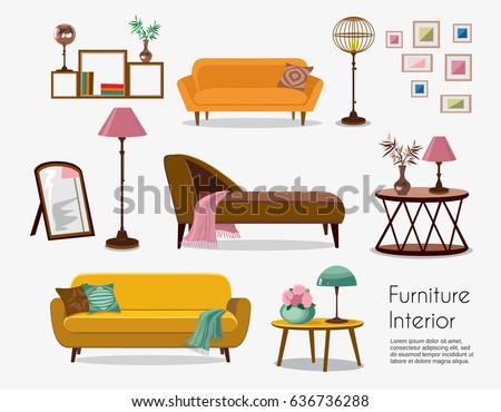 interior sofa sets and home