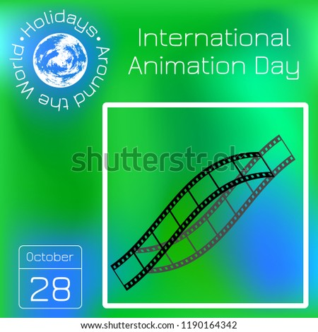 international animation day 28