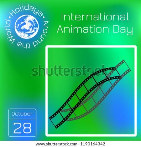 international animation day 28