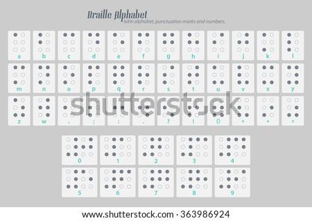 Braille Punctuation