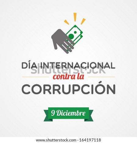 International Day Against Corruption