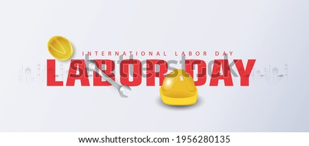 international Labor Day. Labour day. May 1st