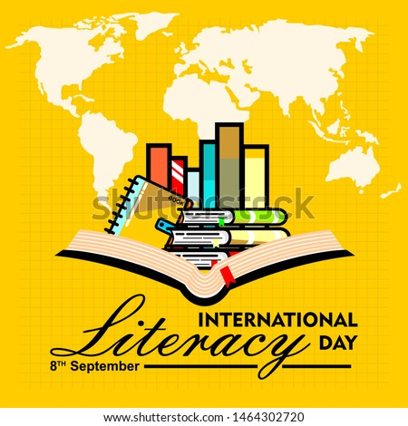 International Literacy day, 8 september