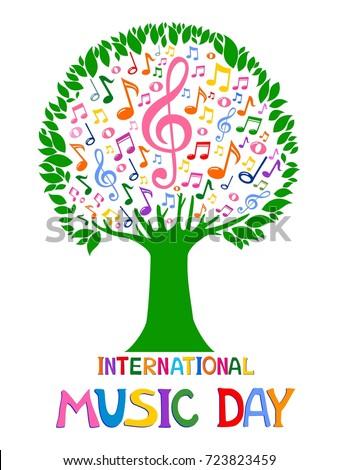 international music day music