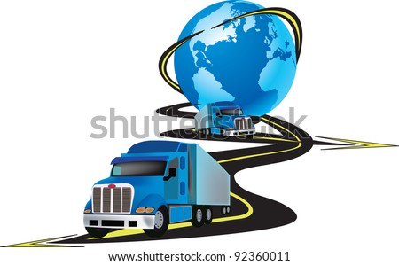 international transport articulated