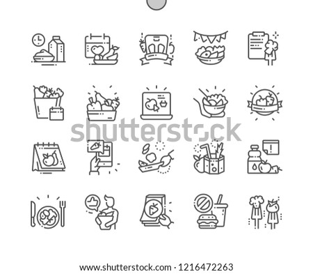 International Unloading Day Well-crafted Pixel Perfect Vector Thin Line Icons 30 2x Grid for Web Graphics and Apps. Simple Minimal Pictogram