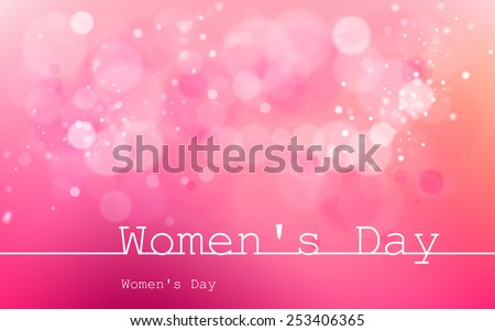 international women's day on
