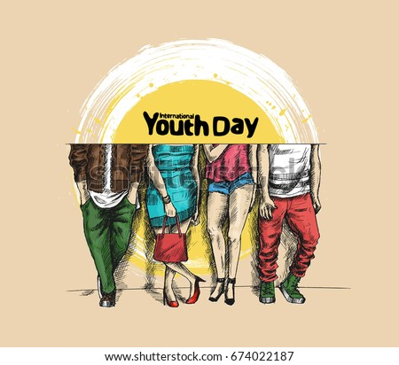 international youth day 12
