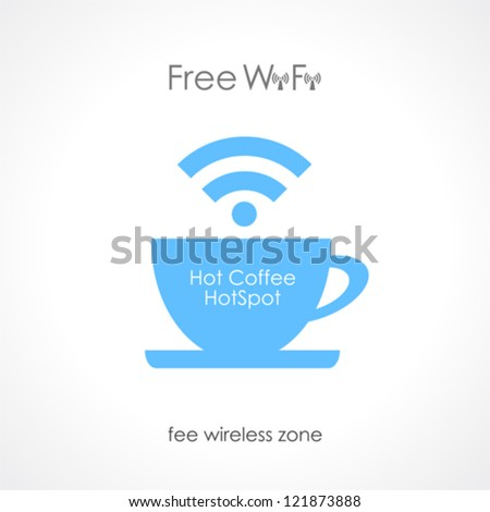 Internet cafe vector design