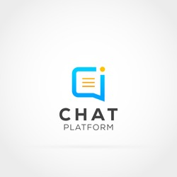 Internet Chat Logo Icon