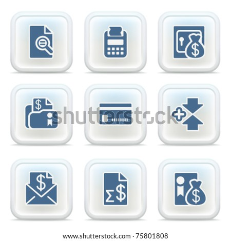 Internet icons on buttons 14
