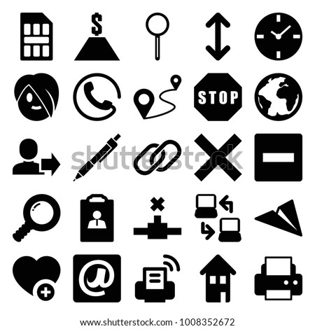shutterstock puzzlepix Bank Teller Resume Sample Skills internet icons set of 25 editable filled internet icons such as call printer