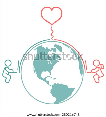 Internet Long Distance Relationship