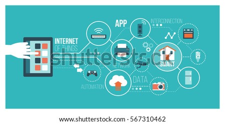 internet of things and home
