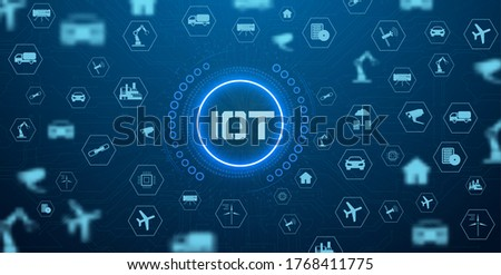 internet of things  iot  and