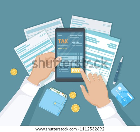 internet payment of taxes