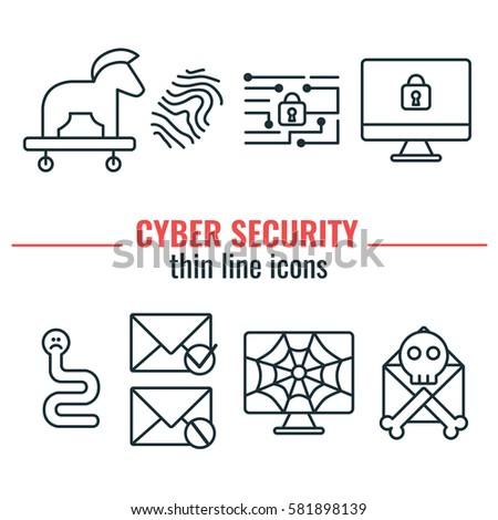 internet security thin line