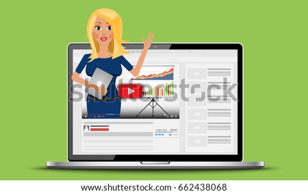 internet video with business