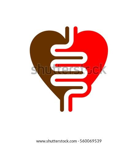 Intestine love logo