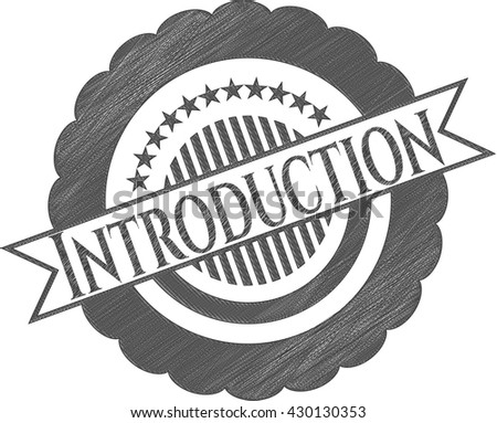 Introduction pencil effect