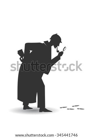 investigator silhouette