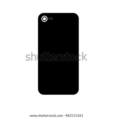 iphone 7 phone back case dark