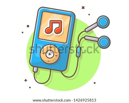 ipod audio music player with