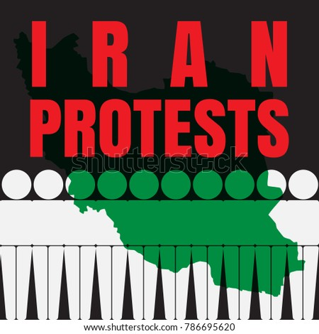 iran protests and