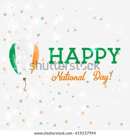 ireland national day patriotic