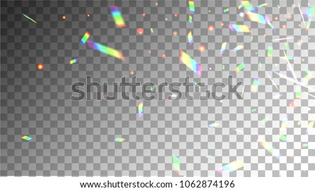 iridescent background