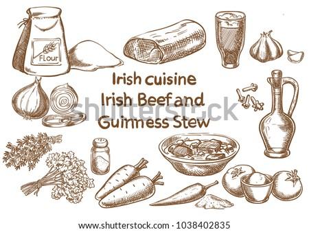 irish cuisine irish beef and