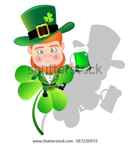 irish man irish man hold beer