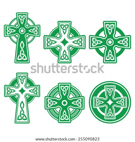irish  scottish celtic green