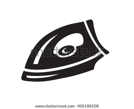 iron minimalist style icon