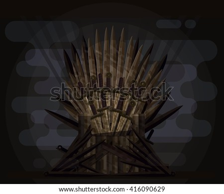 iron throne  the struggle for