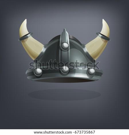 iron viking fantasy armor