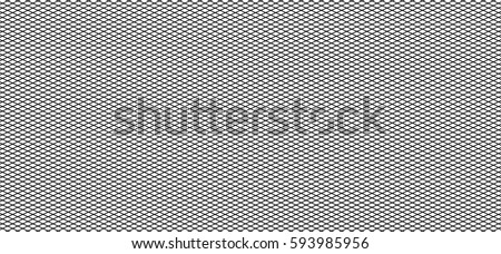 irregular grid  mesh pattern
