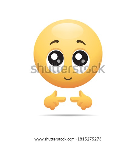 is for me meme emoticon cute