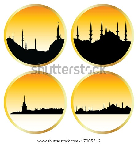 islamic cityscapes