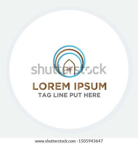Islamic logo /for Islamic canter /Islamic business and apps