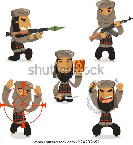 islamic terrorist with islamic