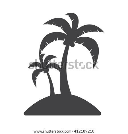 island icon  island icon eps10