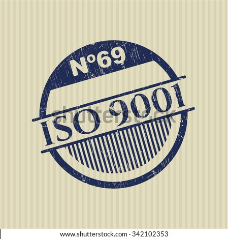ISO 9001 rubber grunge seal
