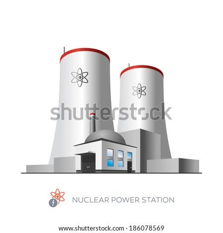 isolated nuclear power plant