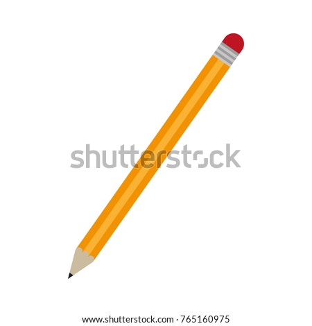 Isolated pencil design