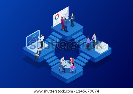 Isometric Analysis data and Investment. Project management, business communication, workflow and consulting. Website and mobile website development, SEO, mobile apps, business solutions.
