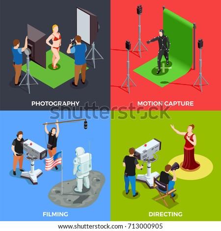 isometric cinematograph 2x2